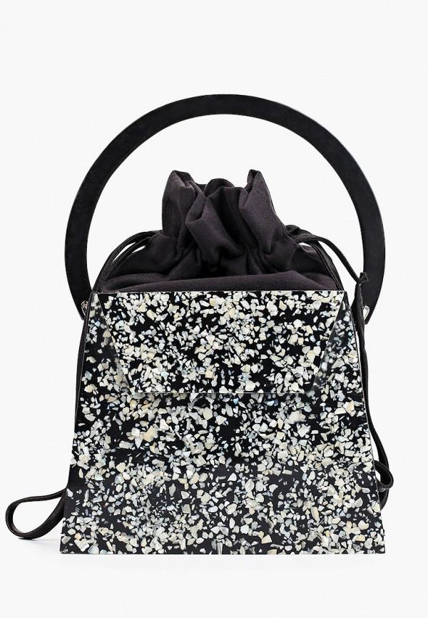 женская сумка с ручками skinnydip, серая