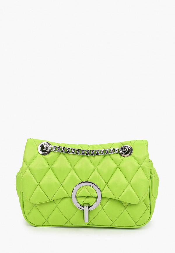 женская сумка skinnydip, зеленая