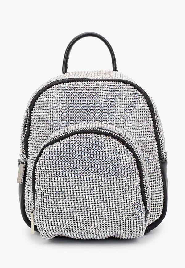 женский рюкзак skinnydip, серебряный