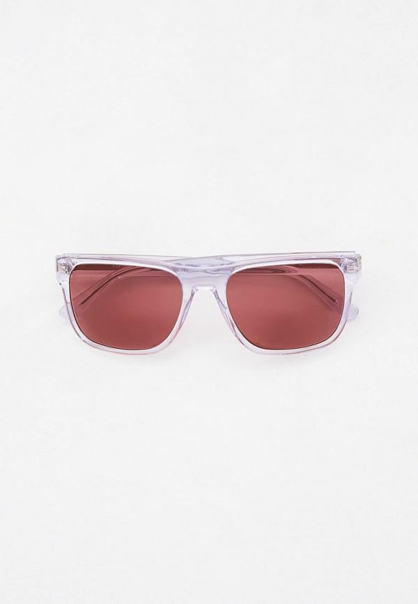 мужские квадратные солнцезащитные очки emporio armani
