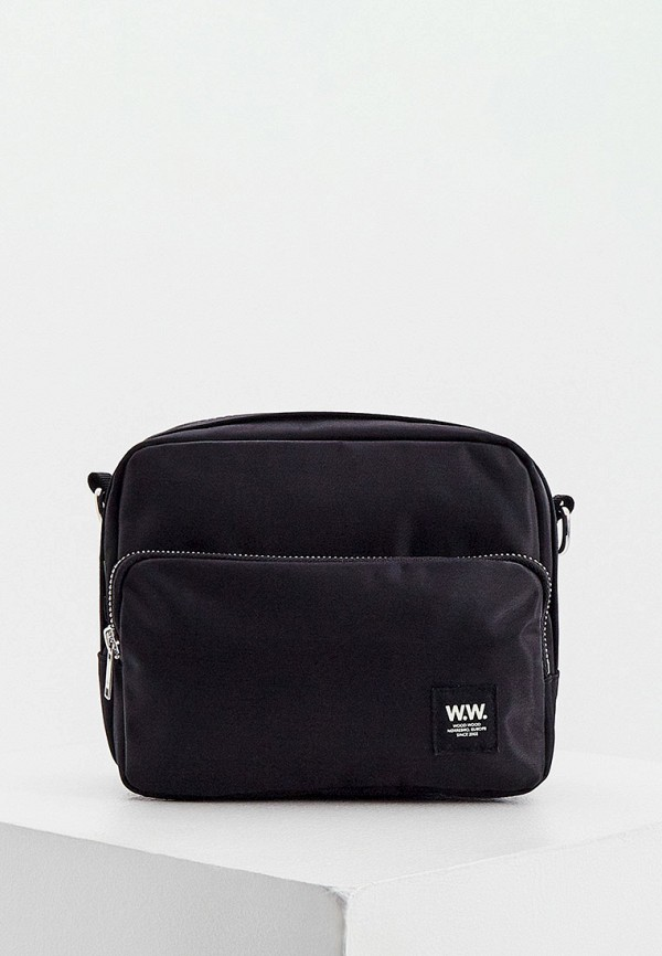 мужская сумка wood wood, черная