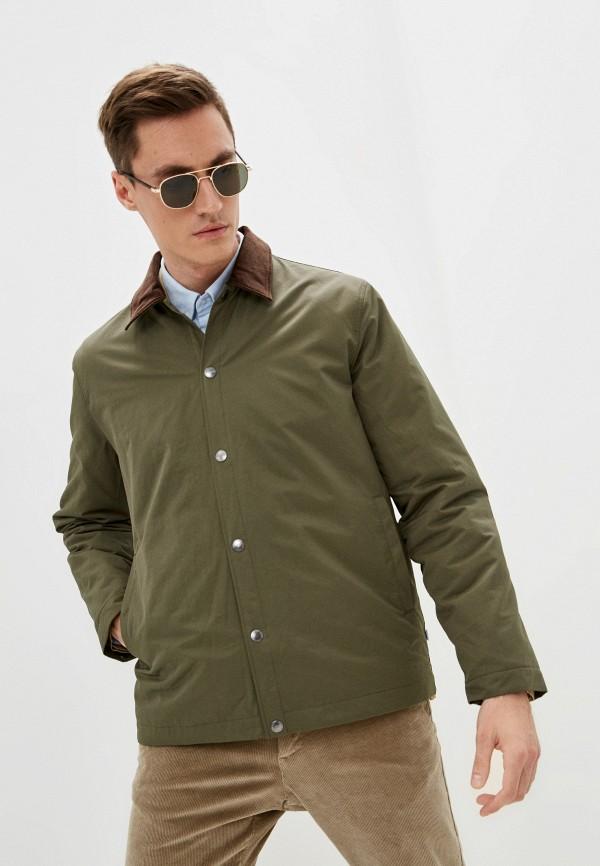 мужская куртка wood wood, хаки