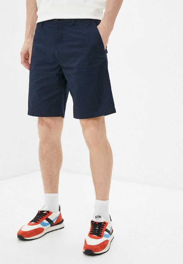 мужские повседневные шорты wood wood, синие