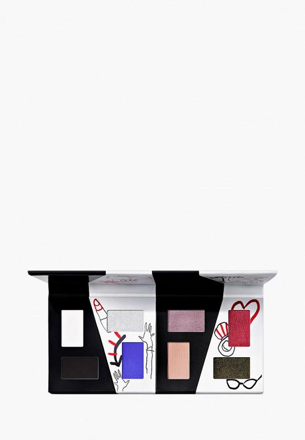 женский тени для век mac, разноцветный
