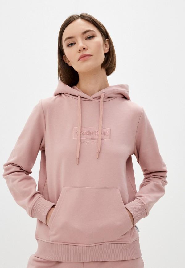 Худи Calvin Klein Calvin Klein K20K203122 розовый фото