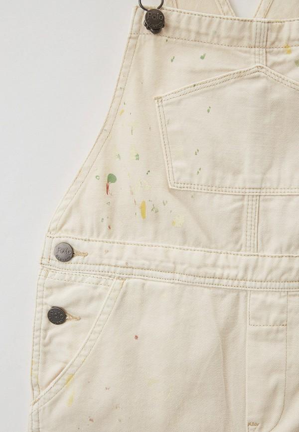 Детский комбинезон джинсовый Polo Ralph Lauren 313833601001 Фото 3