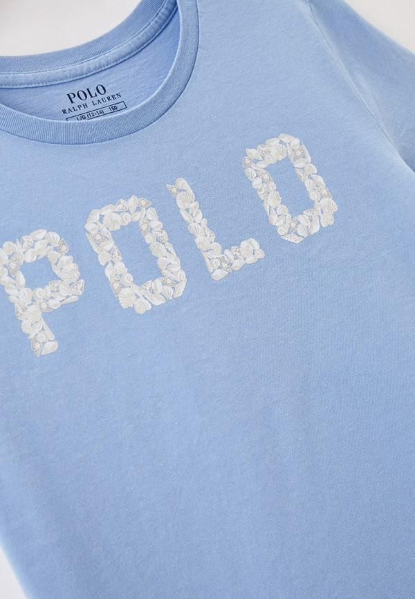 Футболка Polo Ralph Lauren 313837182001 Фото 3