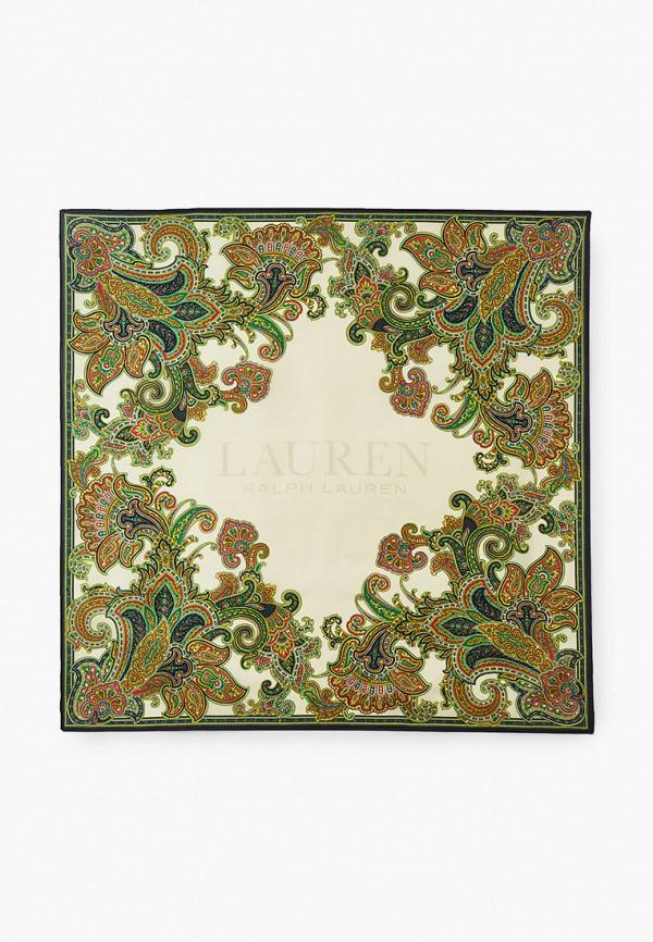 женский платок lauren ralph lauren, разноцветный