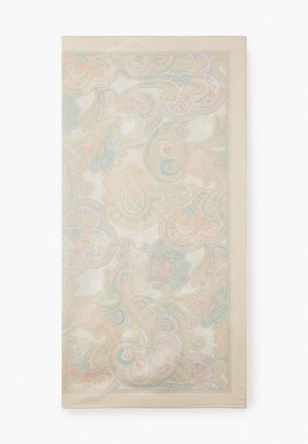 женский платок lauren ralph lauren, бежевый