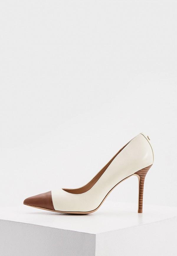 женские туфли lauren ralph lauren, бежевые