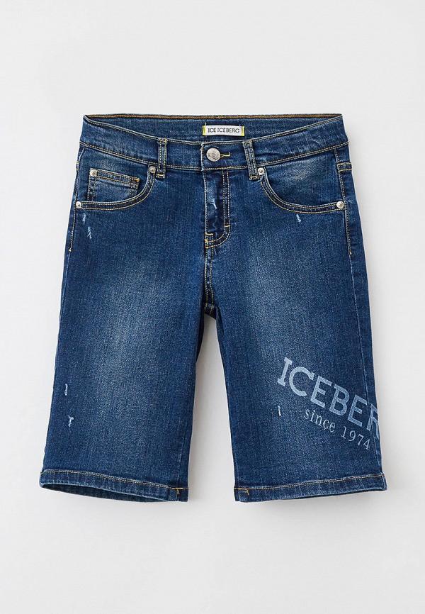 Шорты для мальчика джинсовые Ice Iceberg BMICE1108J