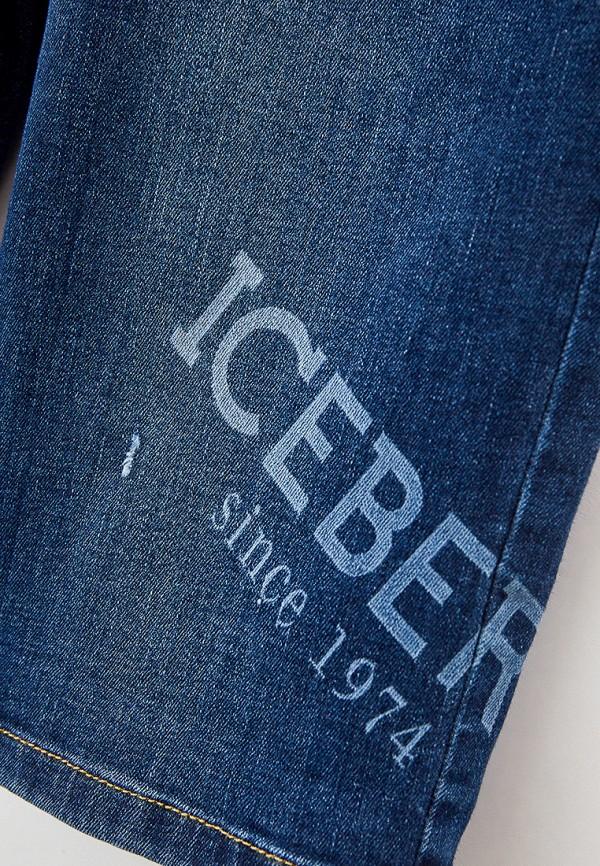 Шорты для мальчика джинсовые Ice Iceberg BMICE1108J Фото 3