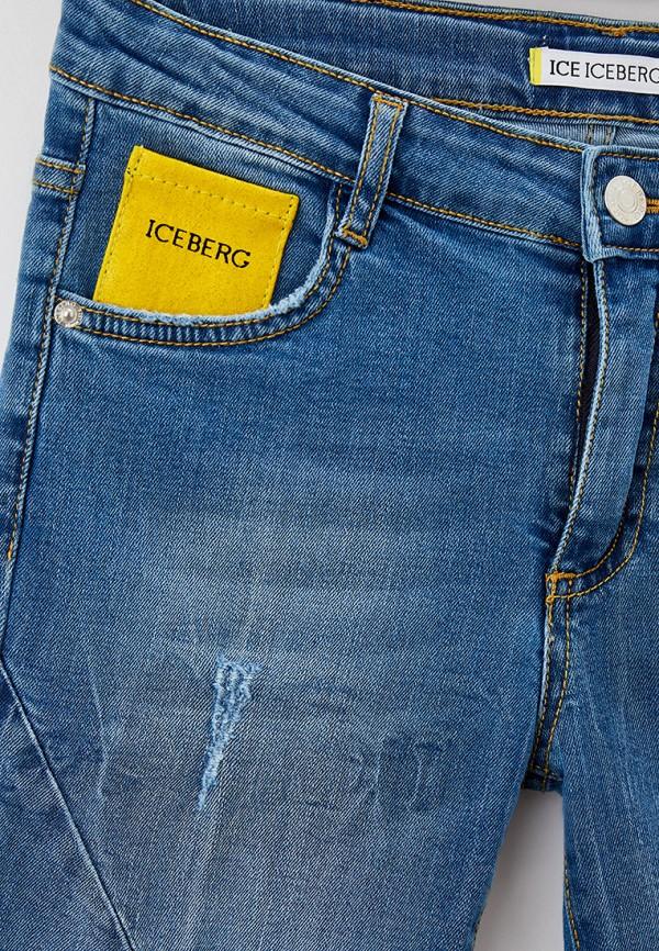 Шорты для мальчика джинсовые Ice Iceberg BMICE1107J Фото 3