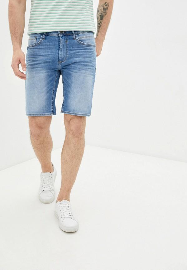 мужские джинсовые шорты boston, голубые
