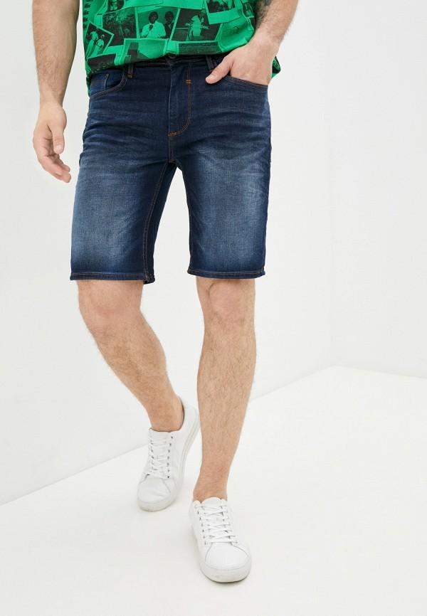 мужские джинсовые шорты boston, синие