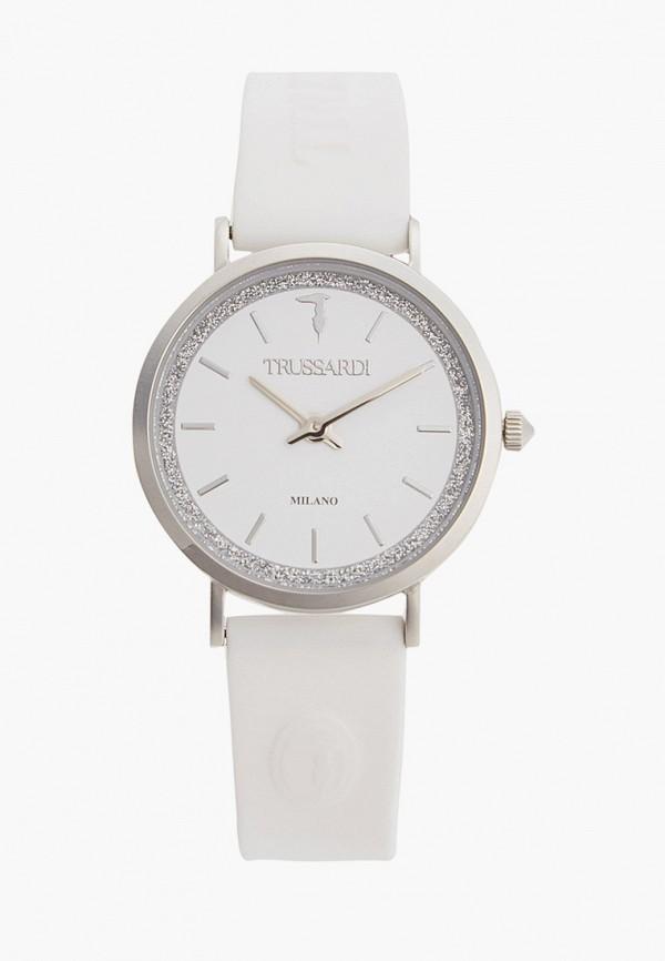 женские часы trussardi, белые