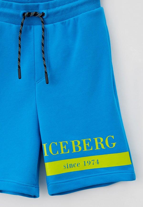 Шорты для мальчика спортивные Ice Iceberg BFICE1109J Фото 3