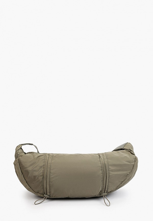 женская спортивные сумка mango, хаки