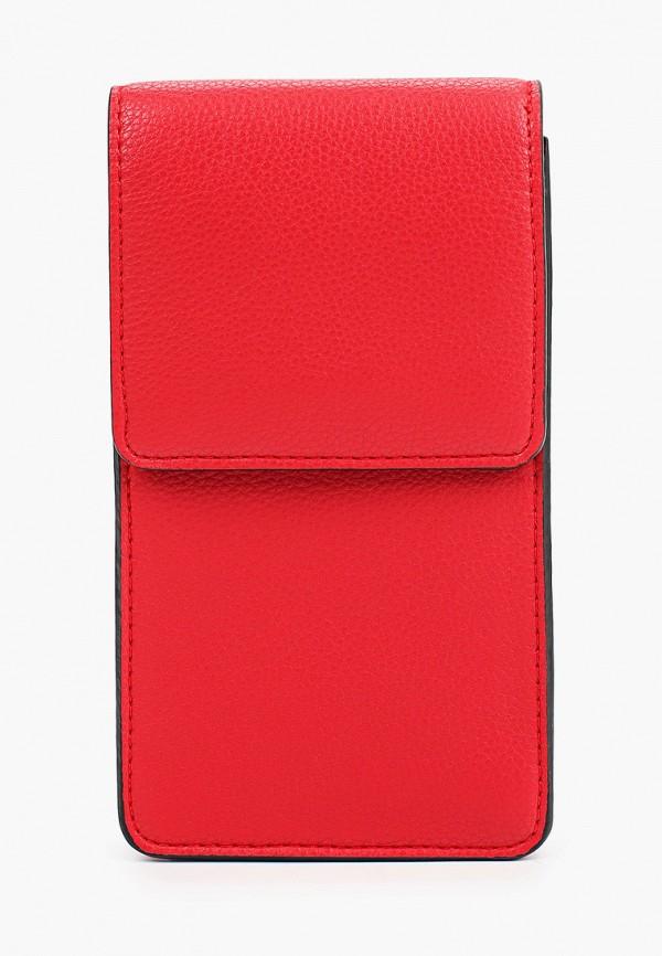 женская сумка через плечо s.oliver, красная