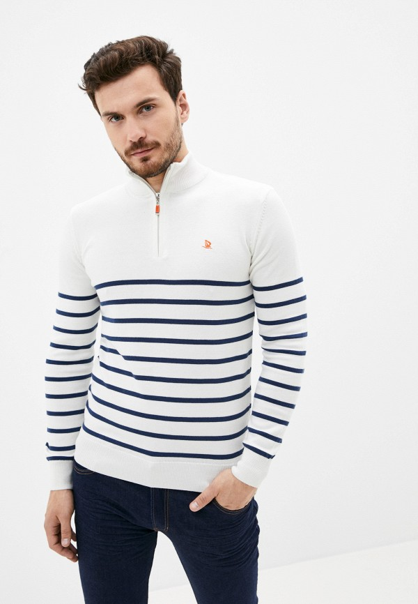 мужской свитер giorgio di mare, белый