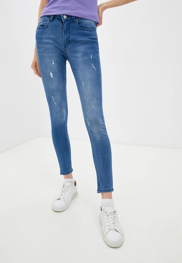 женские джинсы giorgio di mare, синие