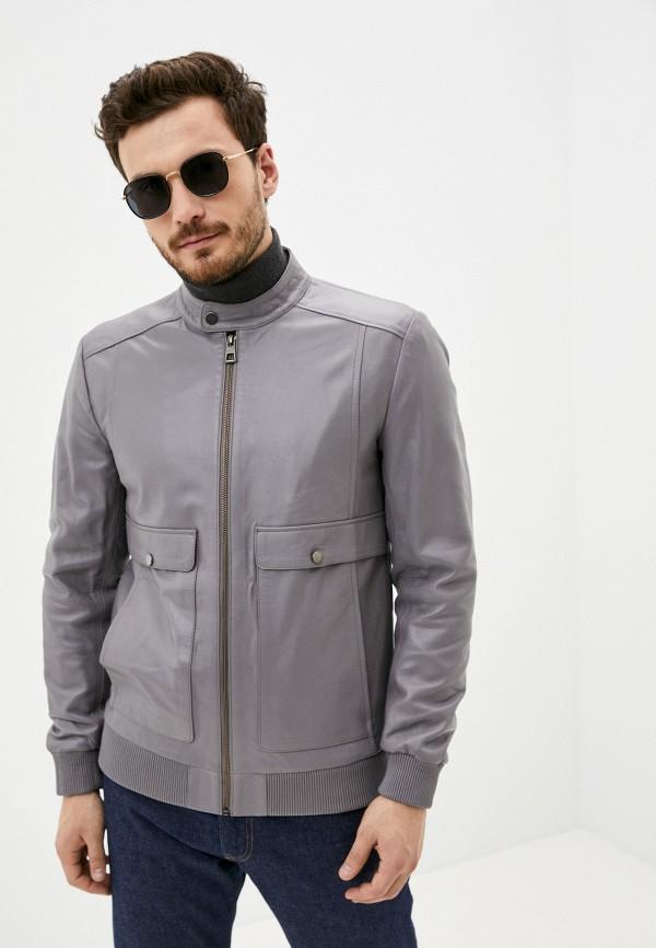 мужская куртка giorgio di mare, серая