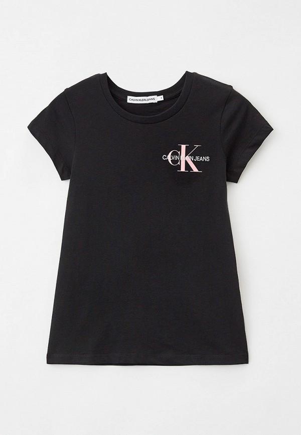 Футболка Calvin Klein Jeans Calvin Klein Jeans IG0IG00573 черный фото