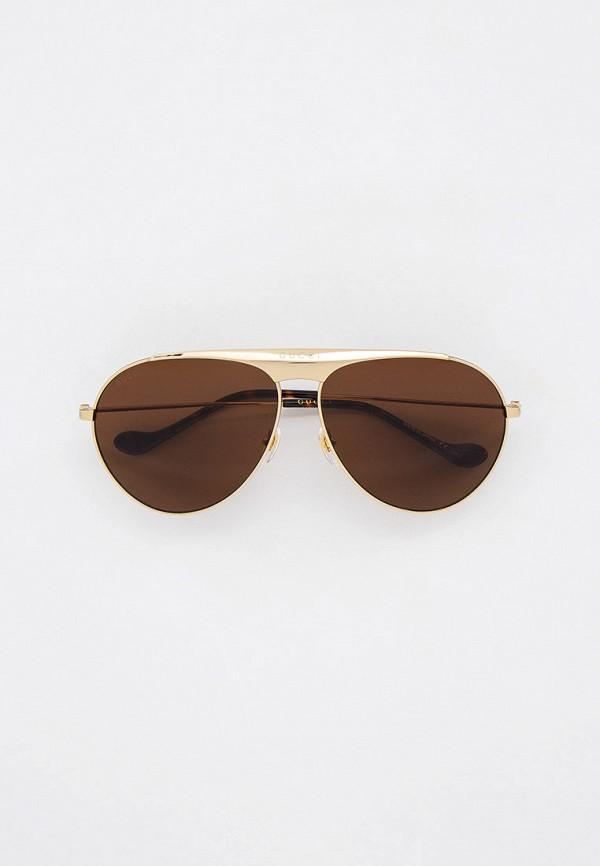 Очки солнцезащитные Gucci Gucci GG0908S золотой фото