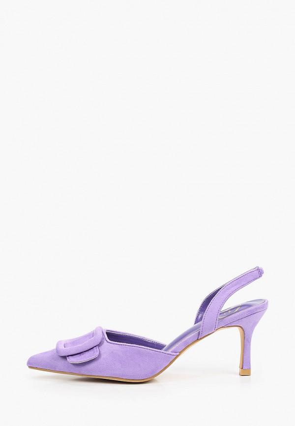 женские туфли vivian royal, фиолетовые