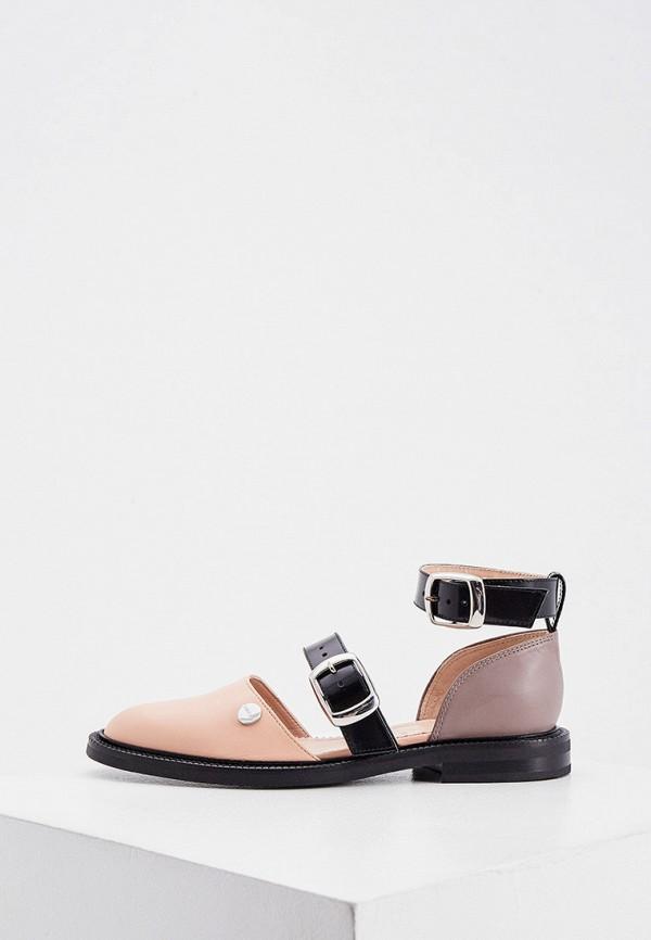 женские туфли inch2, розовые
