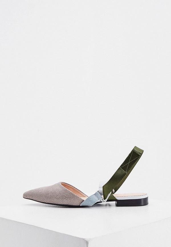 женские туфли inch2, бежевые