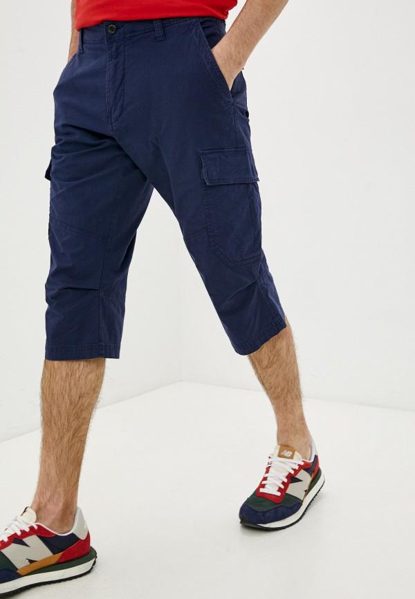 мужские повседневные шорты s.oliver, синие