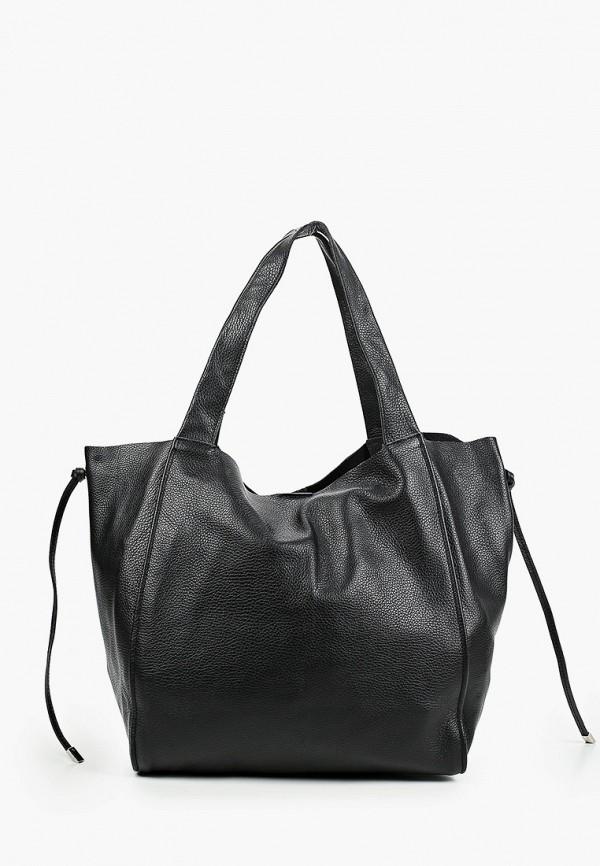 женская косметичка-шоперы isabella rhea, черная