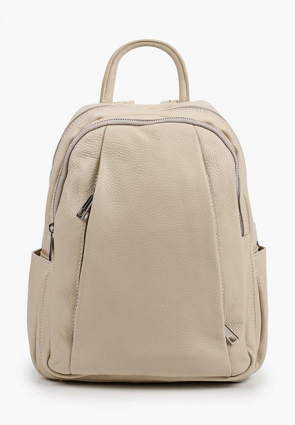 женский рюкзак luisa vannini, бежевый