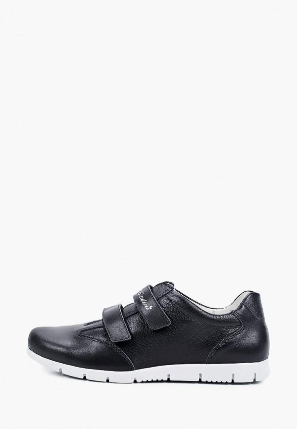 ботинки bottilini малыши, черные