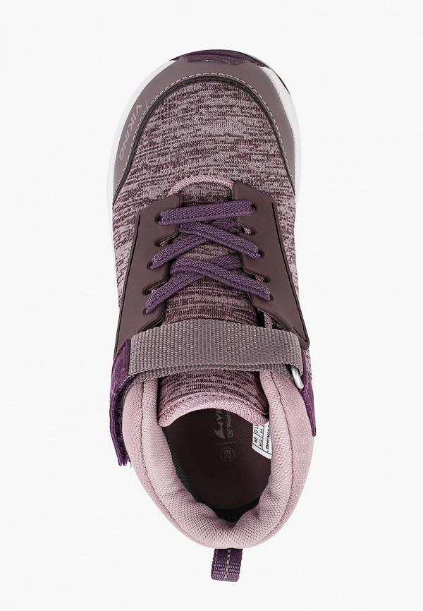 Кроссовки для девочки Viking 3-51040-6294 Фото 4