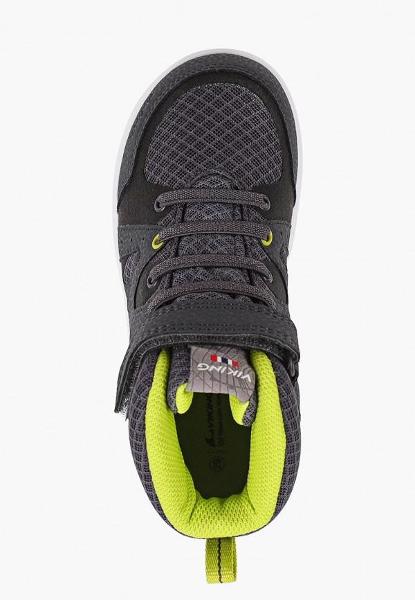 Ботинки для мальчика Viking 3-48010-7702 Фото 4