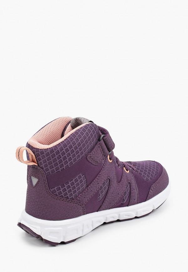 Ботинки для девочки Viking 3-48010-1683 Фото 3