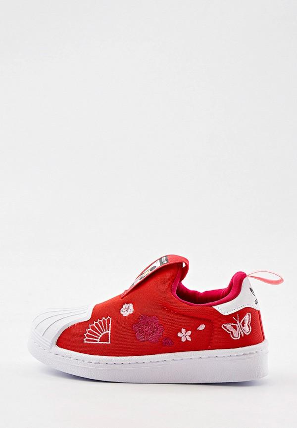 Кеды для девочки adidas Originals Q46303