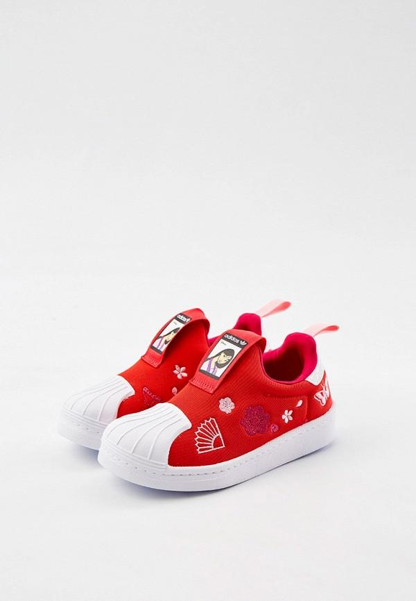Кеды для девочки adidas Originals Q46303 Фото 2