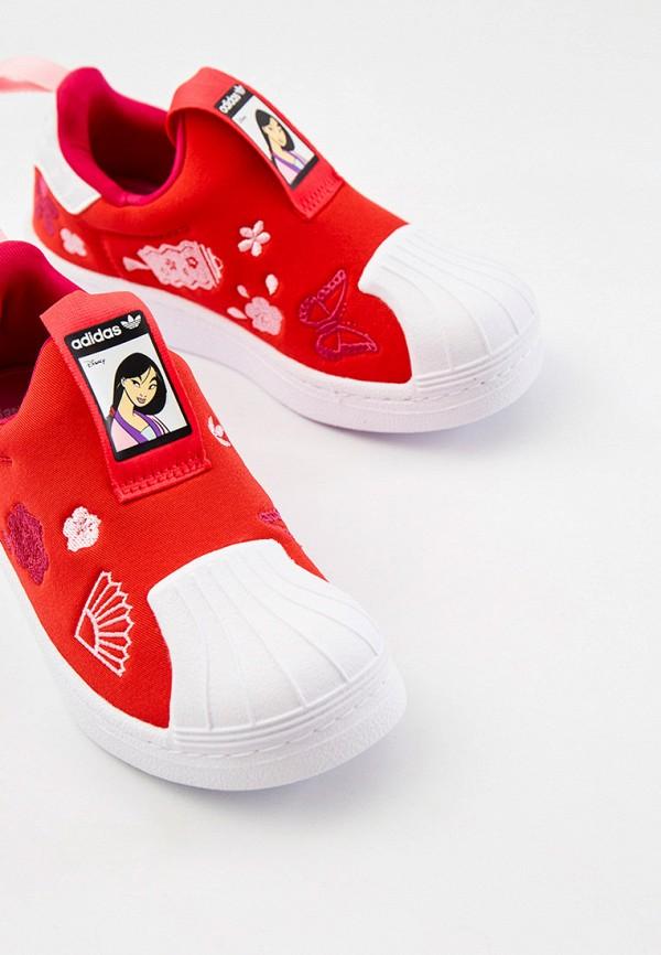 Кеды для девочки adidas Originals Q46303 Фото 3