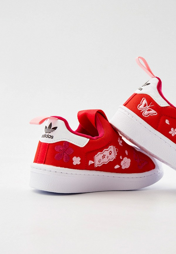 Кеды для девочки adidas Originals Q46303 Фото 4