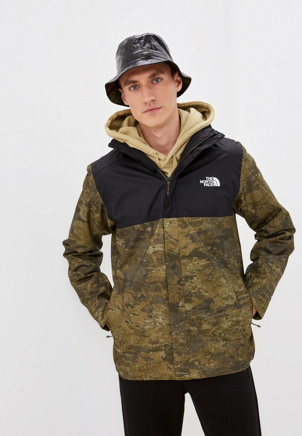 Ветровка The North Face The North Face TA3YFM хаки фото