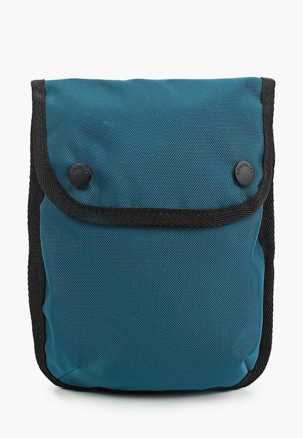 мужская сумка quiksilver, бирюзовая