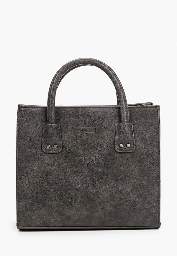 женская сумка roxy, серая