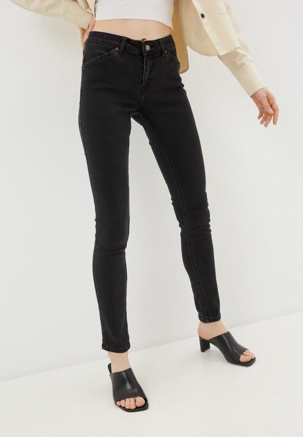 женские джинсы roxy, серые