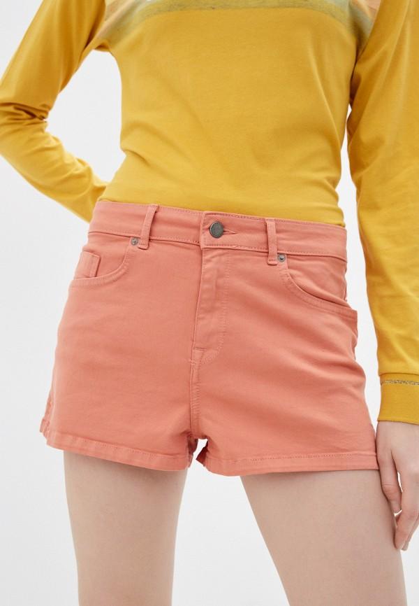 женские джинсовые шорты roxy