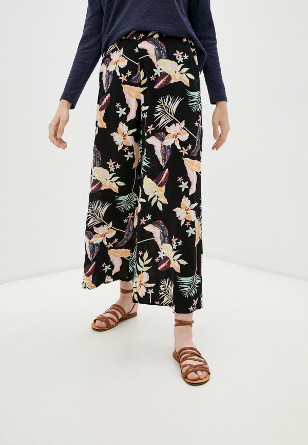 женские повседневные брюки roxy, разноцветные
