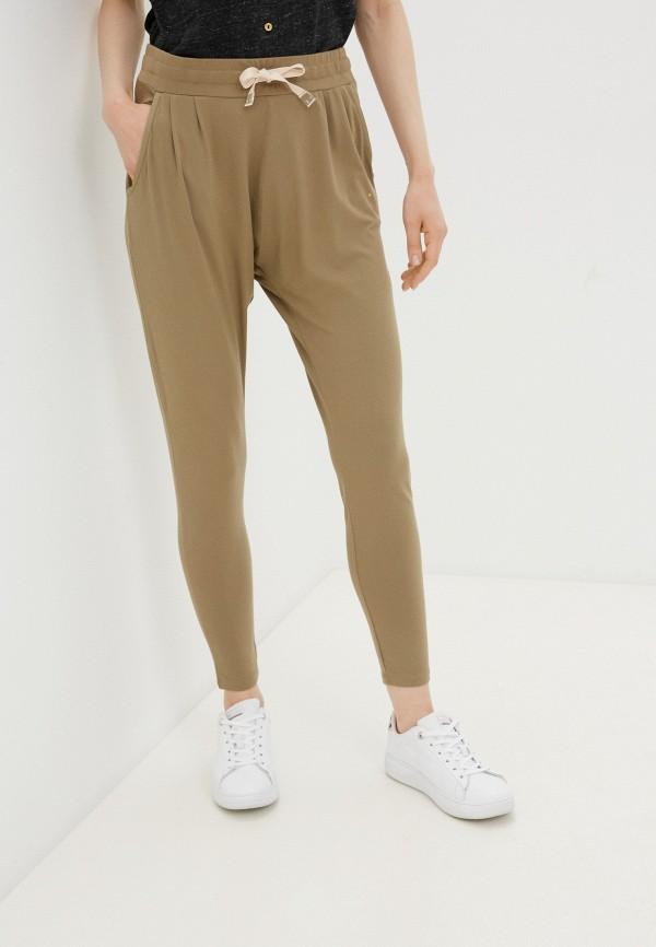 женские спортивные брюки roxy, хаки