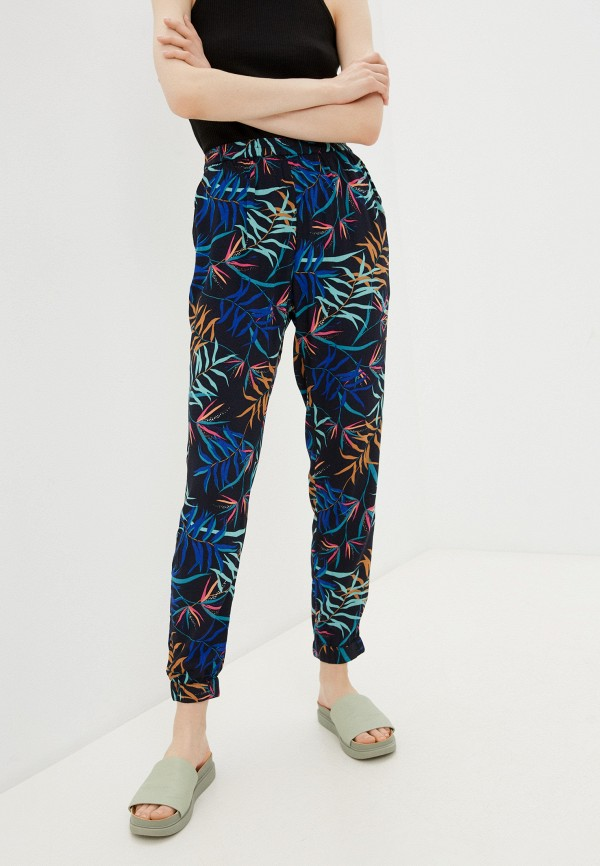 женские брюки roxy, синие